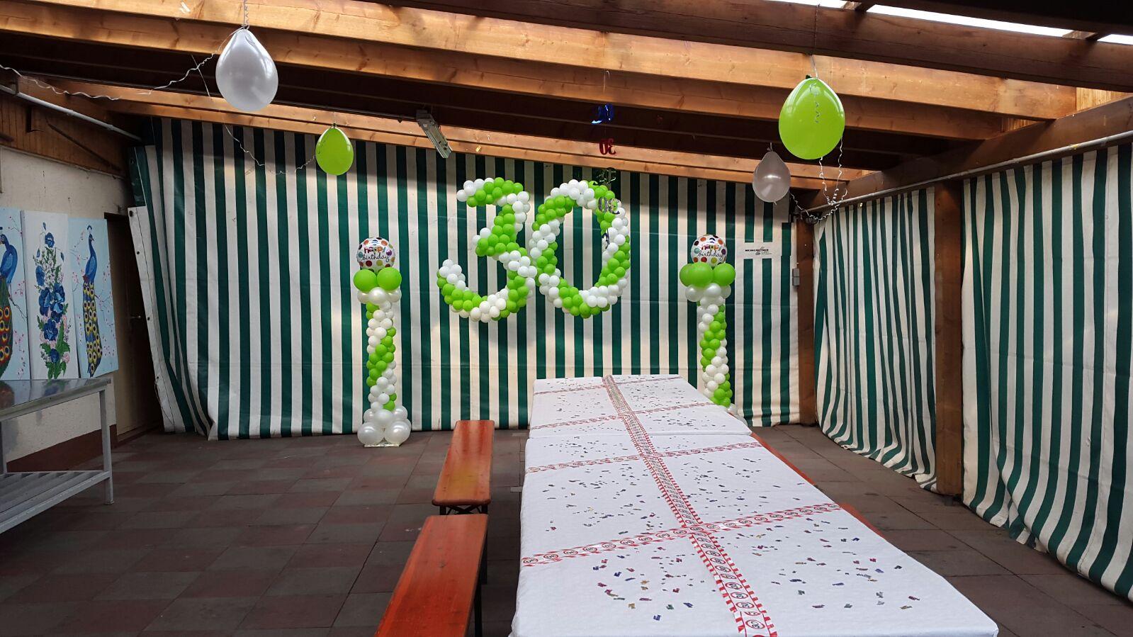 zahlen luftballon 16